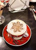 卡布奇诺杯 — 图库照片