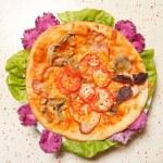 Italian pizza — Stock Photo #8691022