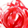 Red ribbon — Stock Photo #8691346