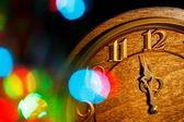 Cinco minutos para año nuevo — Foto de Stock