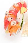 Tasty sushi — Stok fotoğraf