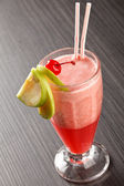 Smoothie da fruta — Fotografia Stock