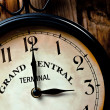 Clock of grand central station — Stock Photo