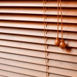 Wood Blinds — Stock Photo #8725483