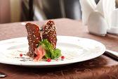 Tasty dessert — Stock Photo