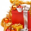 Christmas presents - Foto Stock