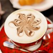 Cappuccino cup — Stock Photo #8780982