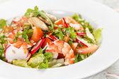 Smakelijke Salade — Stockfoto