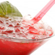 Stock Photo: Strawberry cocktail