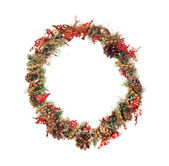 Christmas garland — Foto de Stock