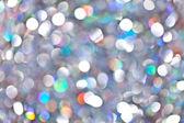 Christmas lights background — Stock Photo