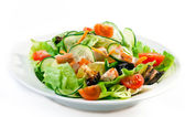 Chicken Salad — Stock Photo