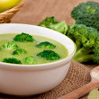 Broccoli Soup - Foto de Stock
