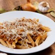Penne Bolognese - Stock Photo