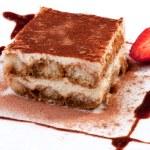 Tiramisu Dessert — Stock Photo #9341539