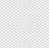 Chain link fence — Stock Photo