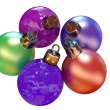 New Year's ornaments — Stock Photo #8042038