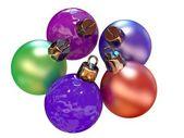 New Year's ornaments — Stockfoto