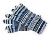 Farbe-handschuhe, paar — Stockfoto