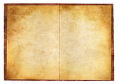 Blank grunge burnt paper — Stock Photo