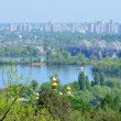 Stock Photo: Kyiv Botanical Garden in spring. Kyiv, Ukraine
