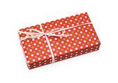 Bunte geschenkbox — Stockfoto