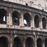 The Coliseum, Rome — Stock Photo