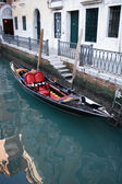 Venetian Gondola — Stock Photo
