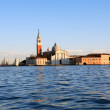 San Giorgio Maggiore, Venice,Italy - Stock Photo