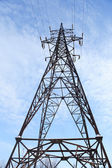 Power Transmission Line — Stock Photo