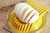 Egg Slicer — Stock Photo