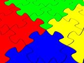 Puzzle — Foto Stock