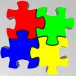Puzzle — Stock Photo #8414672