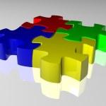 Puzzle — Stock Photo #8414675