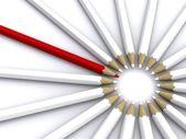 Bleistifte — Stockfoto