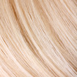 Stock Photo: Blond hair extension