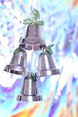 New year bells — Stock Photo