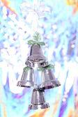 Christmas bells — Stok fotoğraf