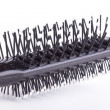 Comb on white - Stock Photo