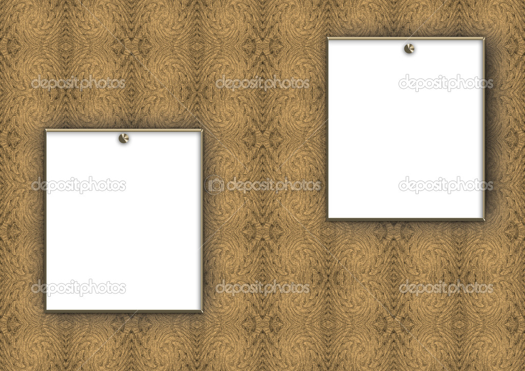 Background with frames in the form of squares  Stock Photo #10383729