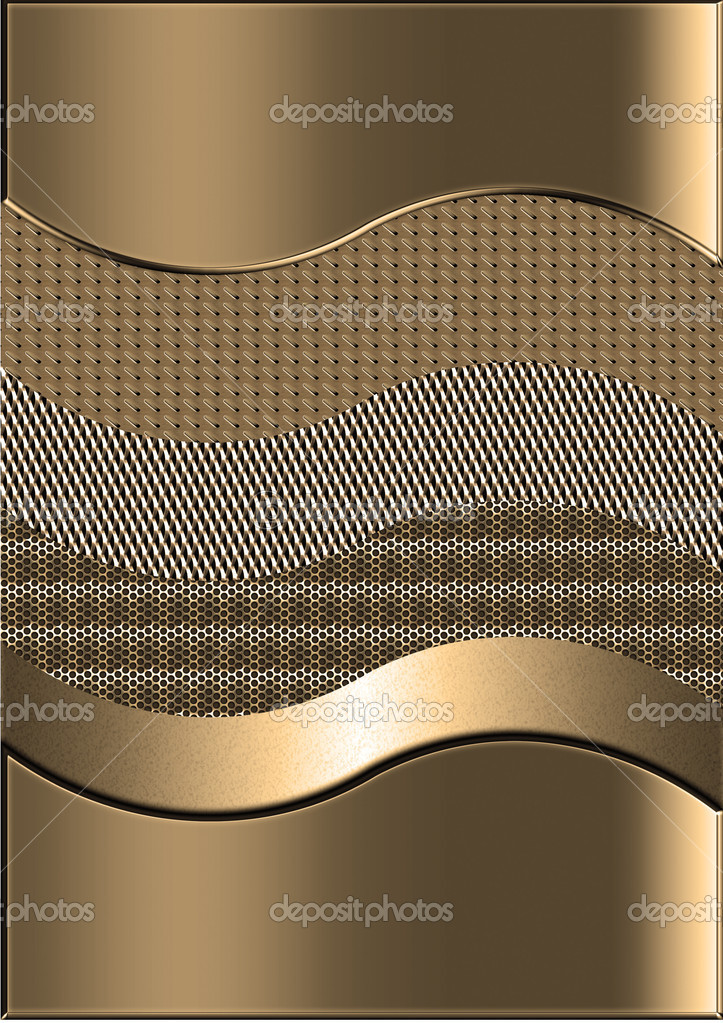 Abstract shine Metal background for your design — Stock Photo #10502369