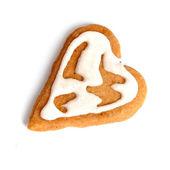 Valentine cookie — Stock Photo