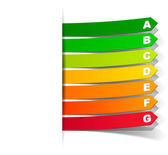 классификация энергии в виде стикера — Cтоковый вектор