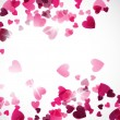 Royalty-Free Stock Vectorafbeeldingen: Valentine background