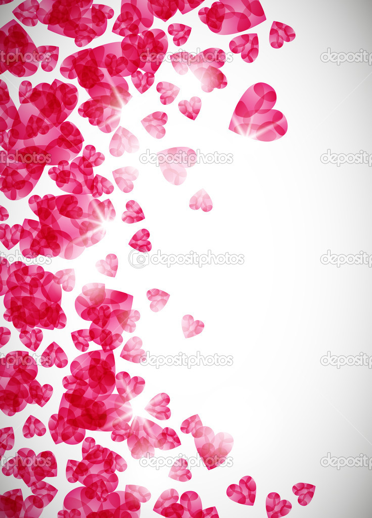 Valentine background — Stock Vector #8873826
