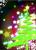 Boże Narodzenie tło. — Wektor stockowy