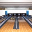 Bowling - Stock Photo