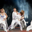 "VITEBSK, BELARUS - JULY 1: Performance of dancing group ""Belka"" — Stock Photo"