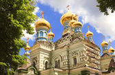 Orthodox church, Kiev, Ukraine — Stock Photo