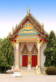 Buddhist temple, Phuket, Thailand — Stock Photo